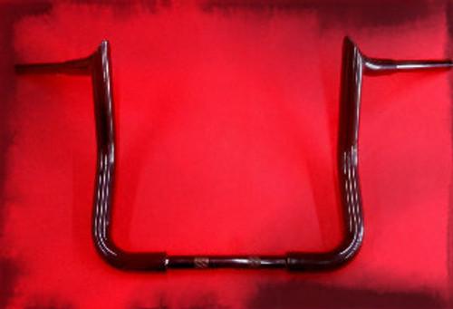 """Vindikta 1.5"""" Bagger Handlebars - 2014 Street Glide"""