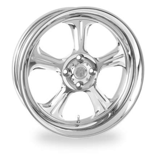 Wrath Forged Trike Wheels - Chrome Finish