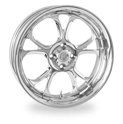 Luxe Forged Trike Wheels - Chrome Finish