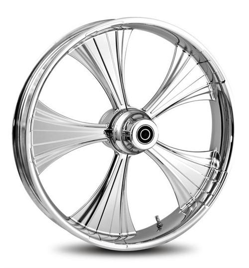 RC Components Helo Wheel - Chrome Finish