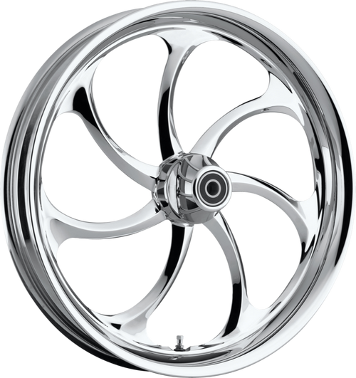 Colorado Custom RPM-5, 7-spoke twisted wheel