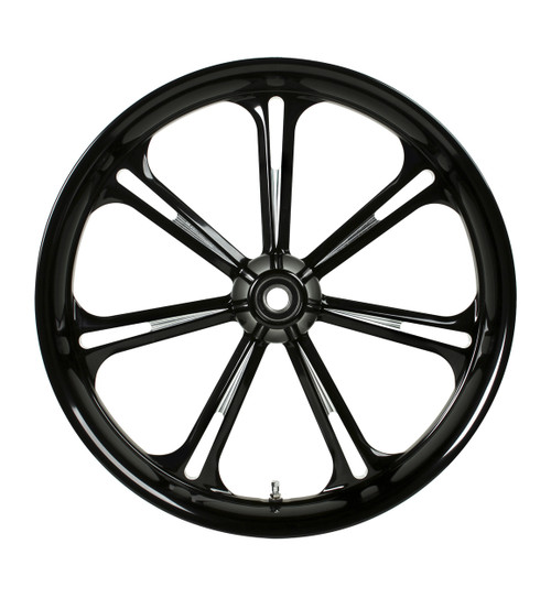 7-spoke Texas Wheel - Colorado Customs