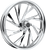 Colorado Customs RPM-2 Motorcycle Wheel