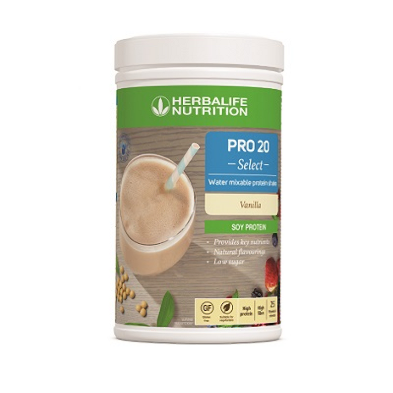 Herbalife - PRO 20 Select - Water Mixable Protein Shake (630g)