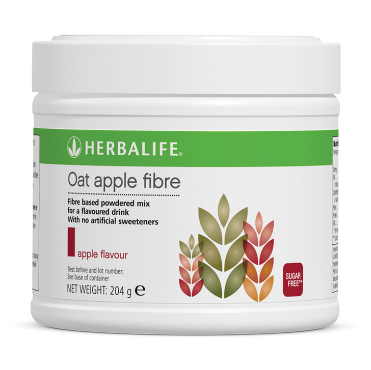 Herbalife - Oat Apple Fibre Drink (204g) - Container
