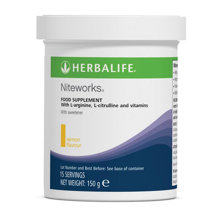 Herbalife - Niteworks (135g) - Container