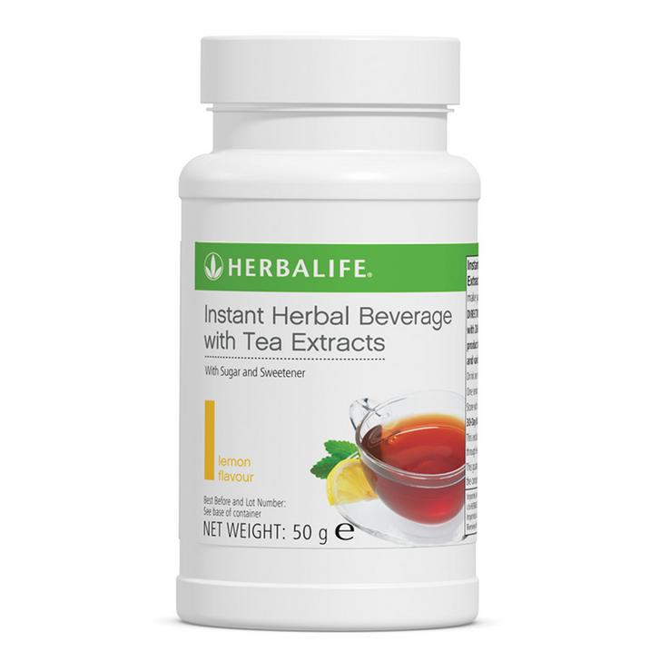 Instant Herbal Beverage - Lemon (50g) - Container