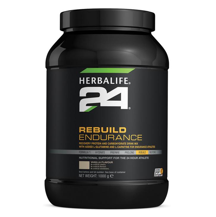 HERBALIFE24 - Rebuild Endurance - Vanilla (1000 g) - Container