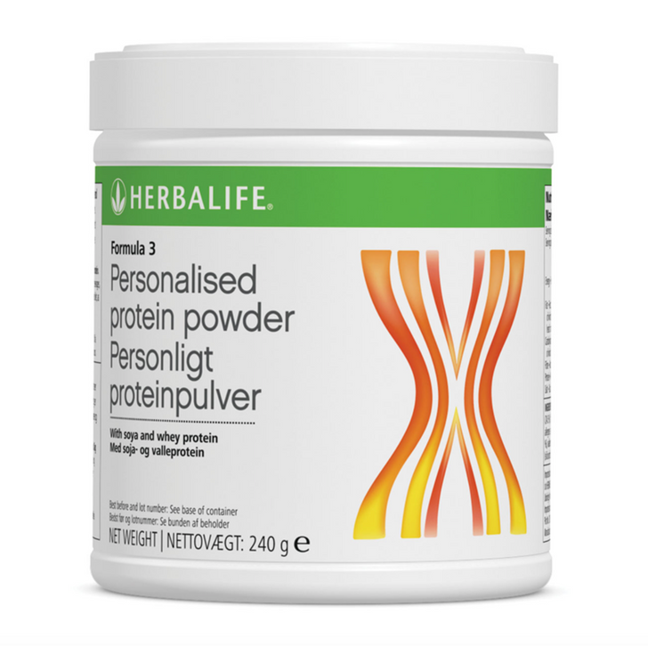 Herbalife - Formula 3 - Personalised Protein Powder (240g) - Container