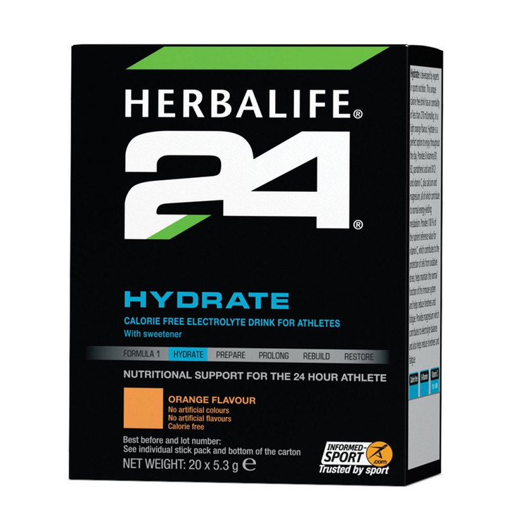 HERBALIFE24 - Hydrate (20 Sticks) - Container