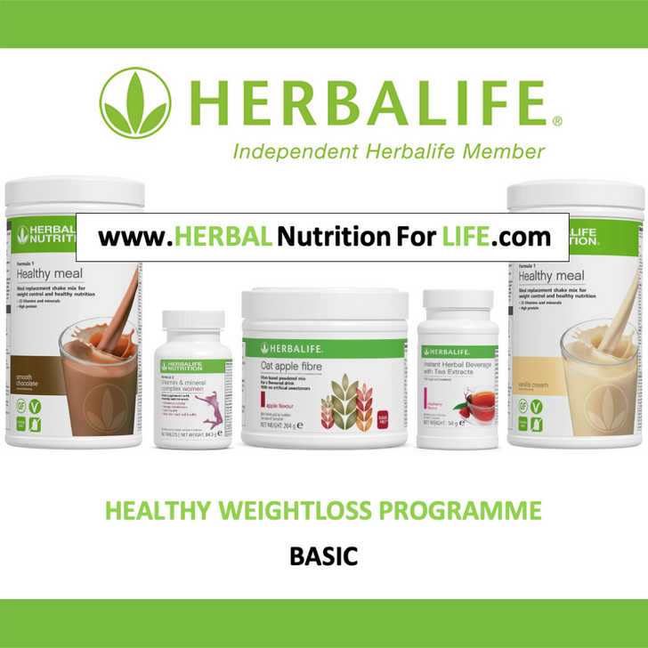 Herbalife - Healthy Weight Loss Programme - BASIC