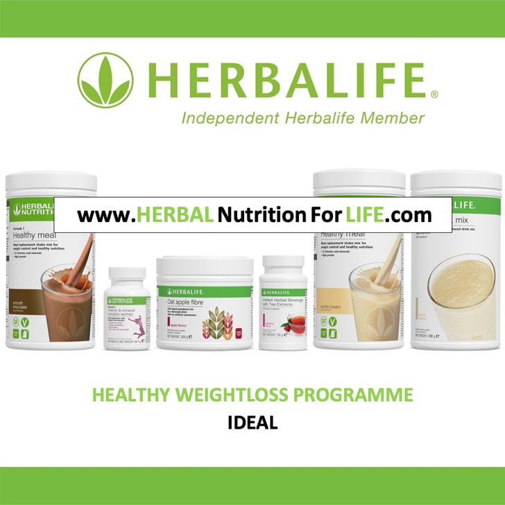 Herbalife - Healthy Weight Loss Programme - IDEAL