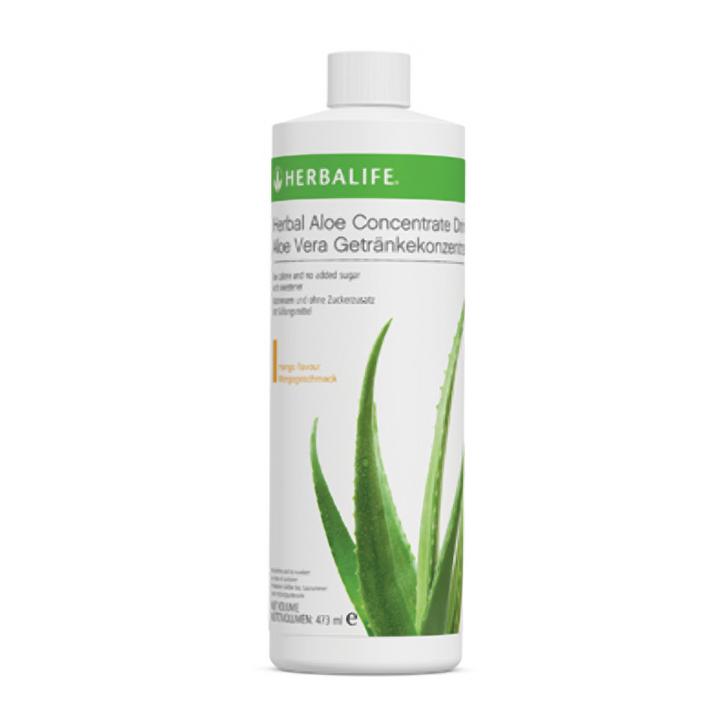 Herbalife - Herbal Aloe Concentrate (473ml) - Bottle
