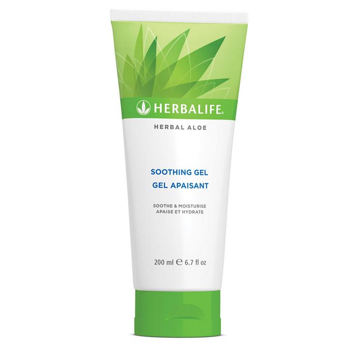 Herbalife - Herbal Aloe Soothing Gel (200ml) - Tube