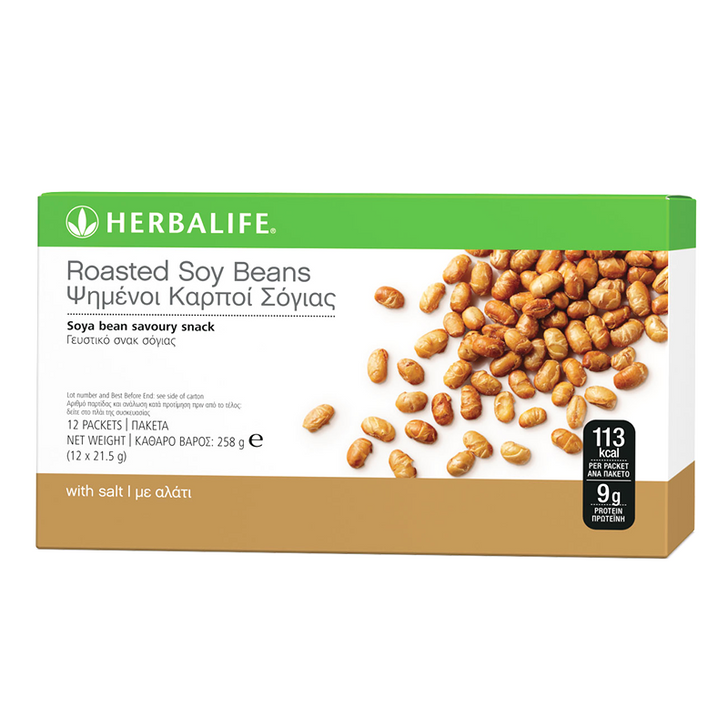Herbalife - Roasted Soya Beans (258g) - Box