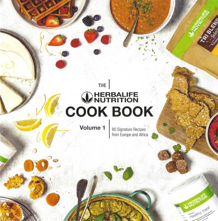 Herbalife Nutrition Cook Book - Volume 1 - By Rachel Allen (Hardback Book)