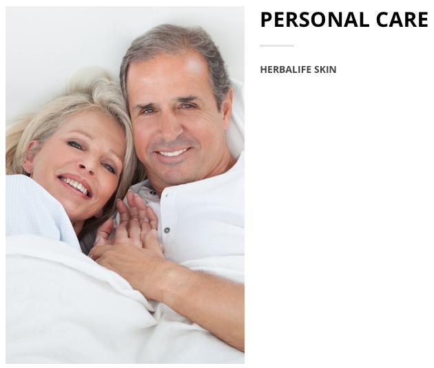 HERBAL Nutrition for LIFE - Herbalife SKIN