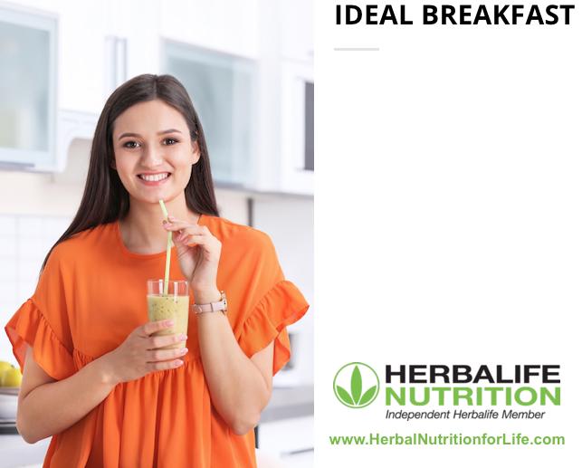 Herbalife Ideal Breakfast