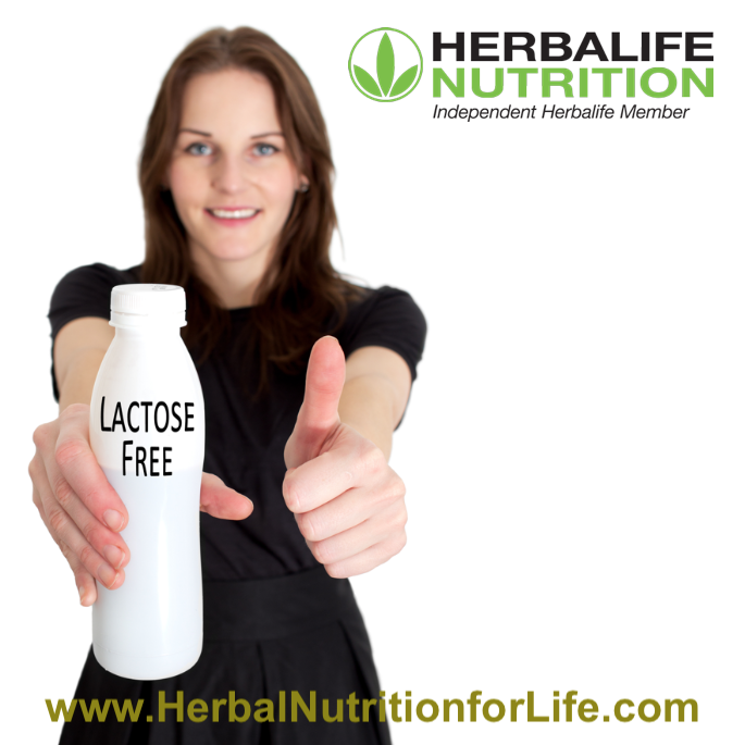 Herbal Nutrition for Life - Lactose Free Herbalife Products