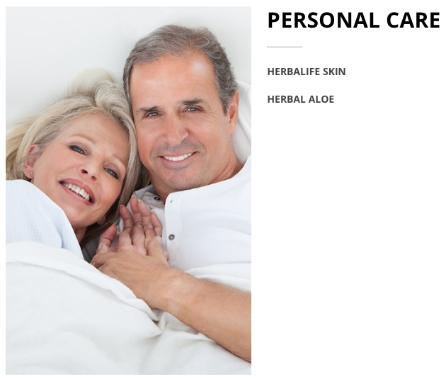HERBAL Nutrition for LIFE - Personal Care Products