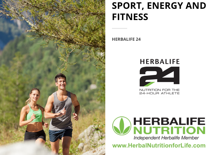 HERBALIFE24 - Sport, Energy and Fitness Products