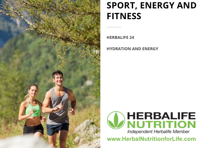 Herbalife Sport, Energy and Fitness Products