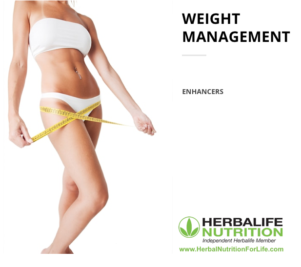 Herbal Nutrition for Life - Weight Management - Enhancers