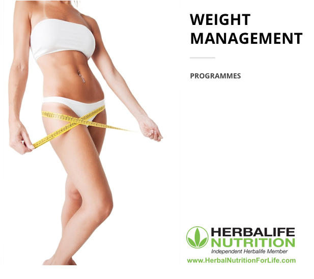 Herbal Nutrition for Life - Weight Management - Programmes