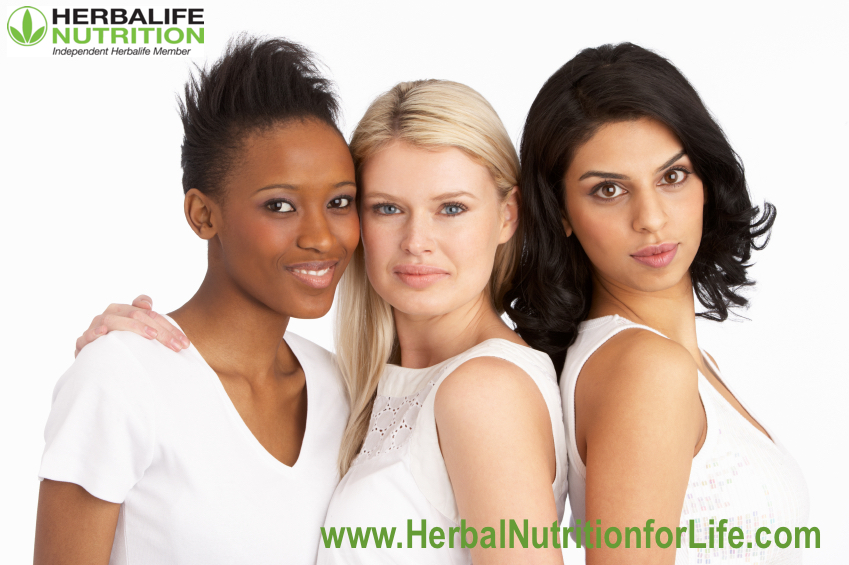 Herbal Nutrition for Life - Healthy Women