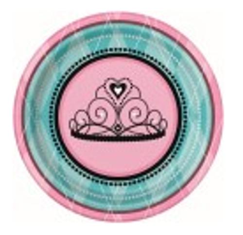 Dinner Plates - Fairytale Princess