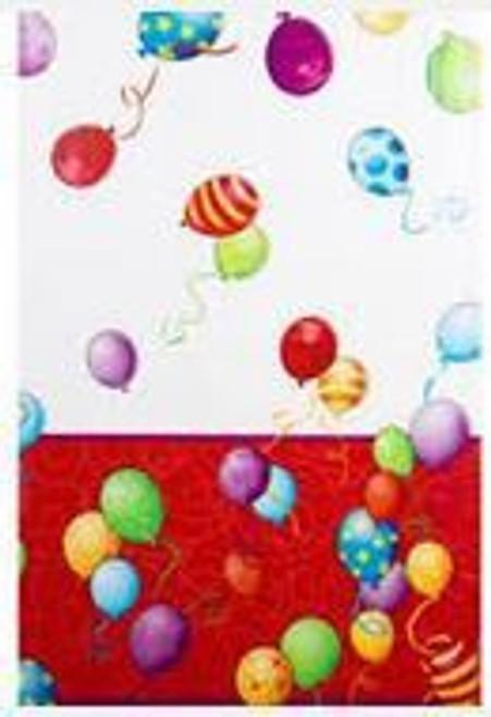 Tablecover - Birthday Balloons