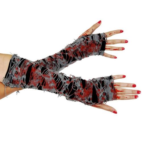 Tattered Gloves