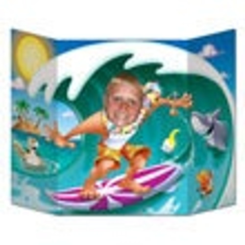 Surfer Photo Prop
