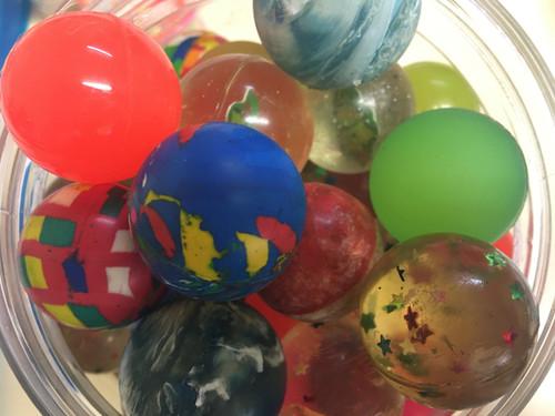 Bounce Ball 35mm