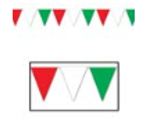 Italian Pennant Banner