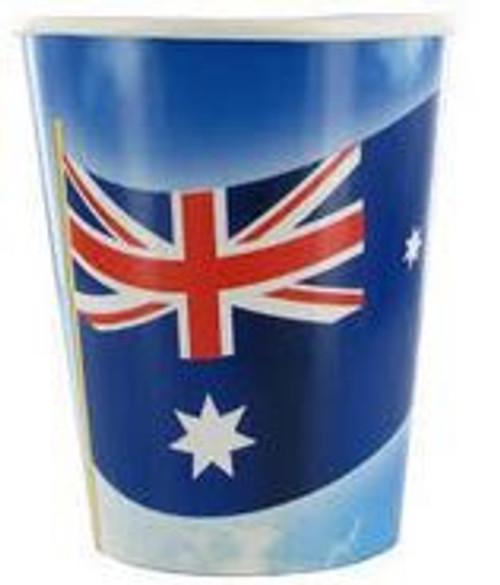 Cups - Australian Flag