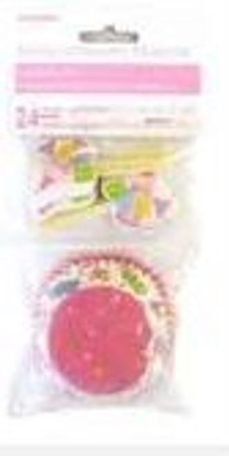 Baby Cupcake Kit Pink