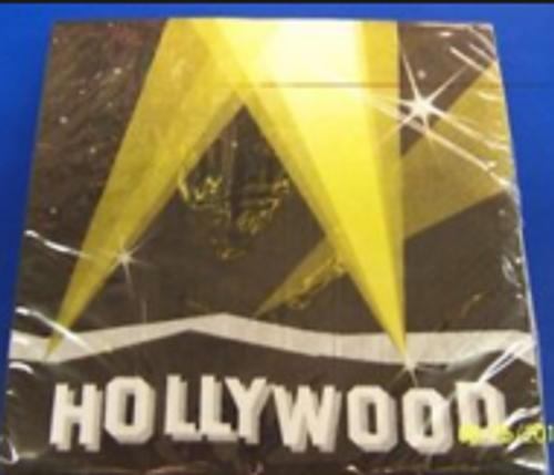Hollywood Napkin