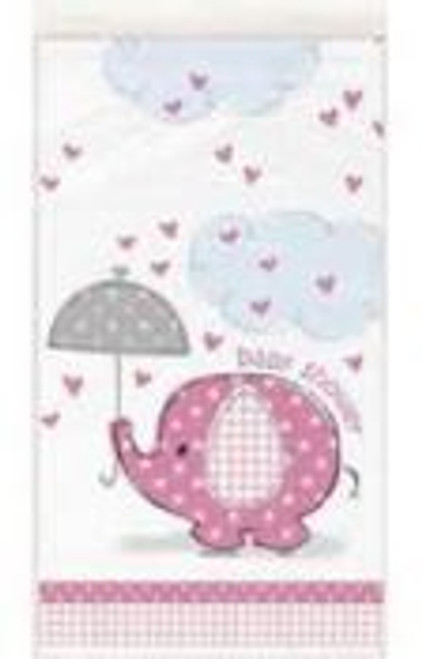 Baby Shower Girl Tablecover