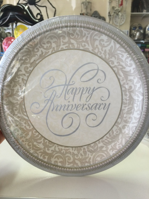 Anniversary Scroll Small Plates