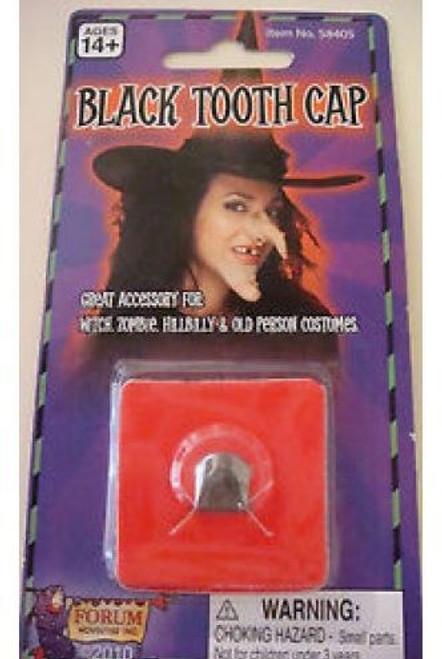 Black Tooth Cap