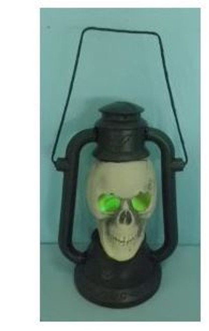 Bone Skull Lantern