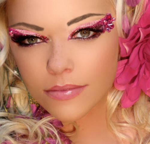 Bella Blush Xotic Eyes Kit