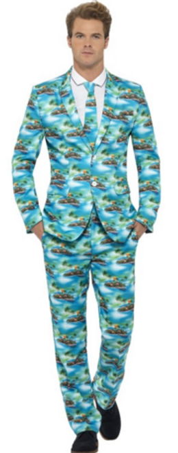 Stand Out Suit - Aloha! - XL