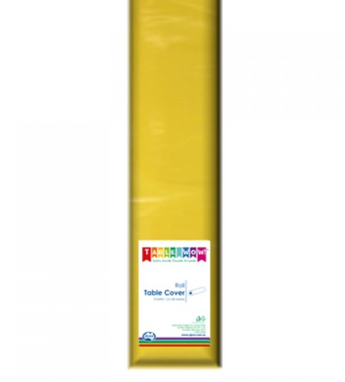 Tablecover Roll - Yellow