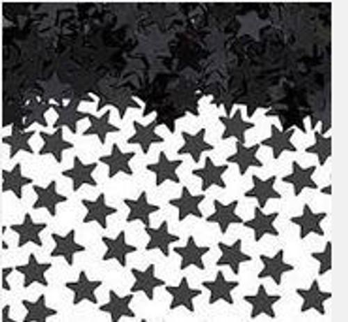 Scatters Stars Black