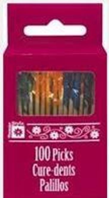 100 Frill Picks