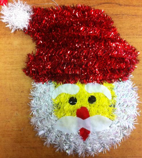 Santa Hanging Decoration