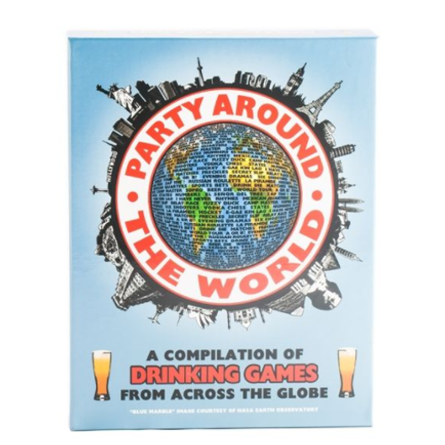 Drinking Game - Party Around The World