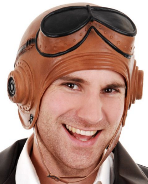 Aviator Latex Mask